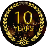 10th Anniversary Logo - disc sml